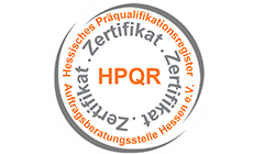 HPQR Zertifikat