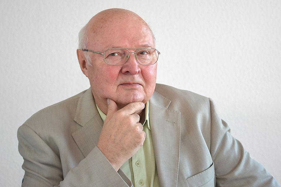 Karl Heinz Oefner
