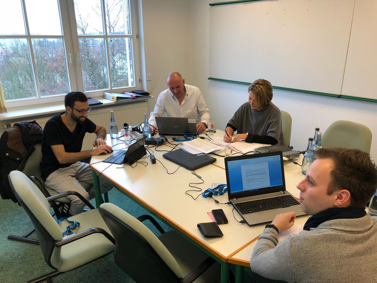 QM Arbeitsgruppe Workshop